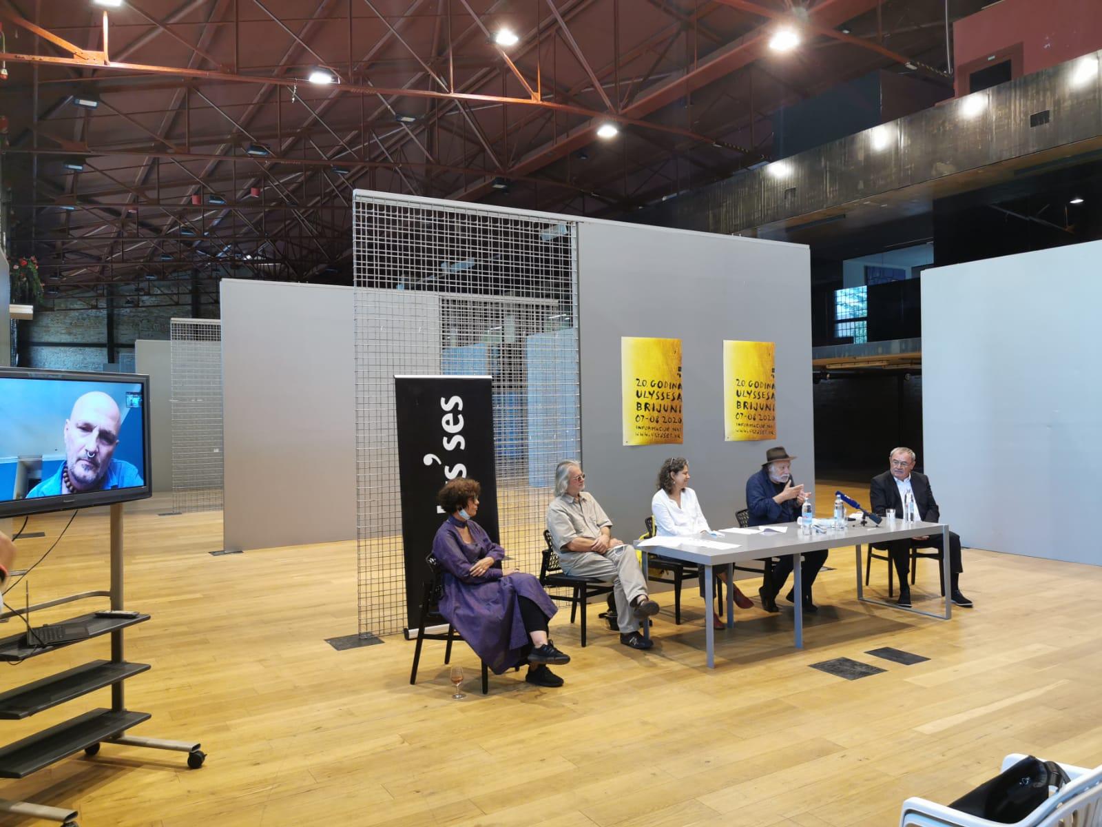 Na konferenciji za medije predstavljena 20. sezona kazališta Ulysses
